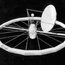 Космическая станция Вернера фон Брауна.