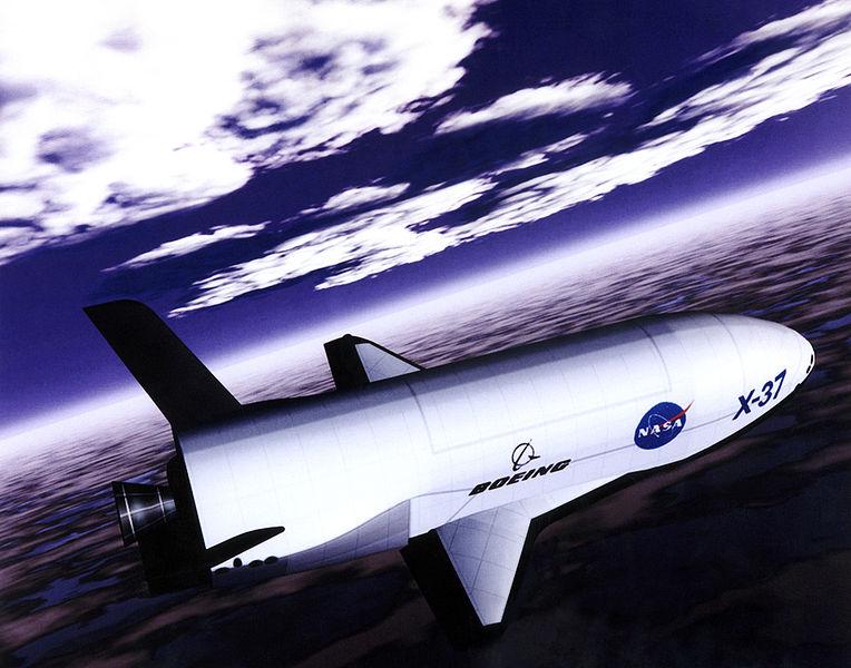 Программа X-37 – возрождение космопланов.