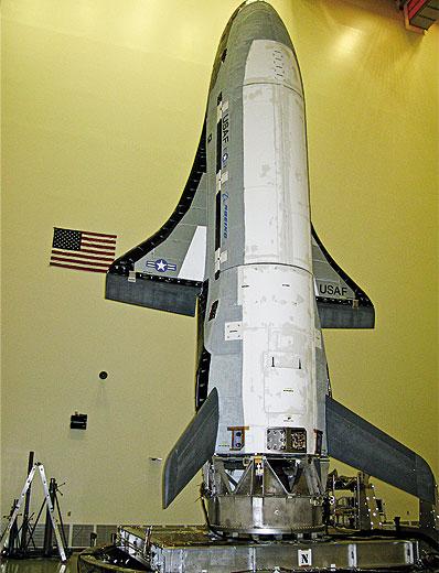 образец Х-37А