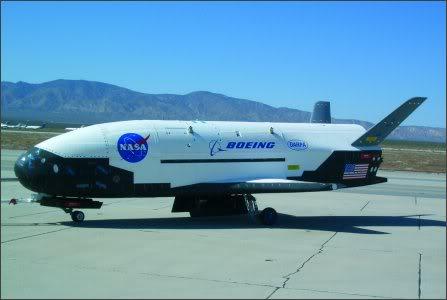 Американский космический проект Х-37