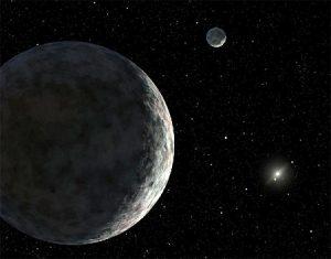 Ксена и Плутон
