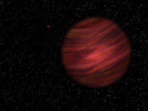 Красная планета 2MASS-J2126-8140