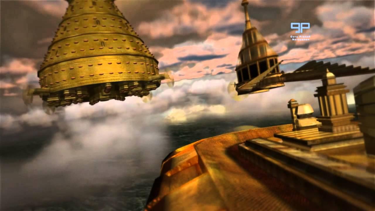 Древняя Индия и космические корабли.
