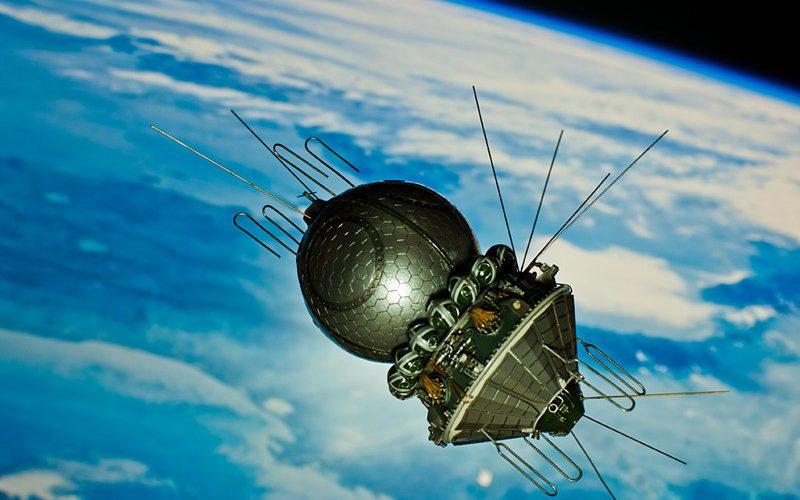 """Орбитальный космический корабль """"Восток"""""""