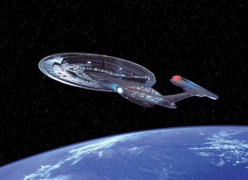 Star Trek - космический корабль