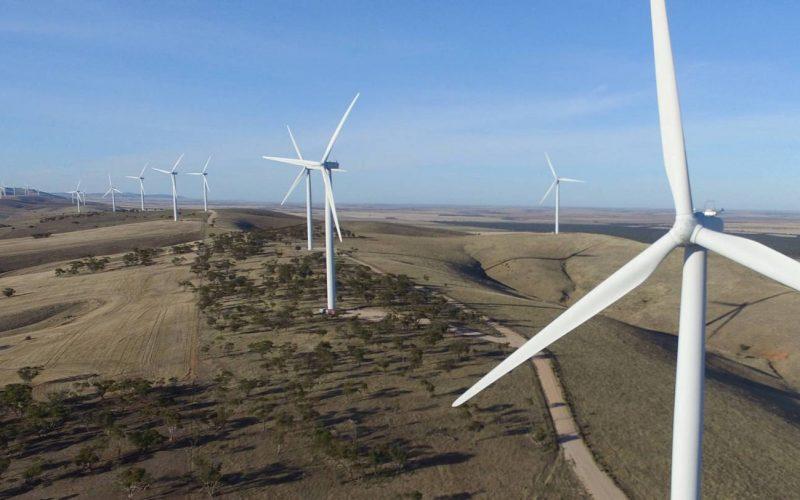 Ветряные энерго генераторы