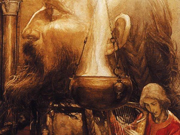 Сказание о плавании Брана, сына Фебала
