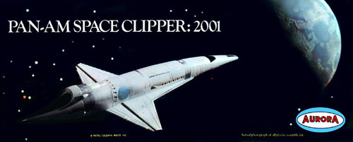 Space Clipper (Aurora)