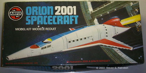 Space Clipper (Airfix)