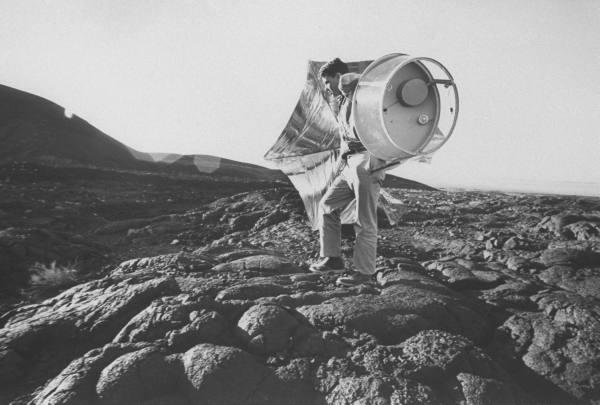 Первый космический скафандр