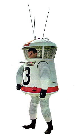 Лунный скафандр фирмы Grumman