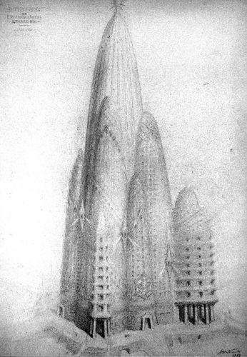 """Гранд Отель """"Attraction"""" образца 1908 года."""