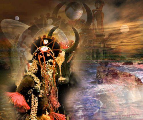 Мифология догонов и инопланетяне
