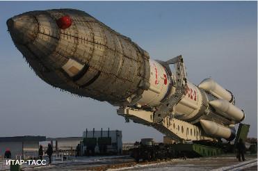 Северокорейский ракетоноситель