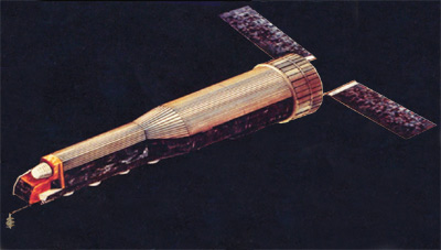 Cпутник-шпион KH-9 Hexagon