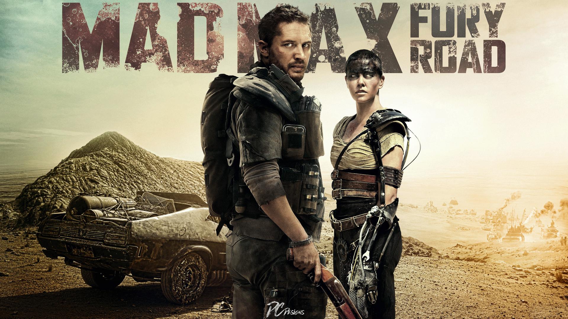 Обзор фильма «Безумный Макс: Дорога ярости».