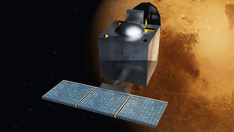 с индийского космодрома Шрихарикота стартовала ракета-носитель PSLV