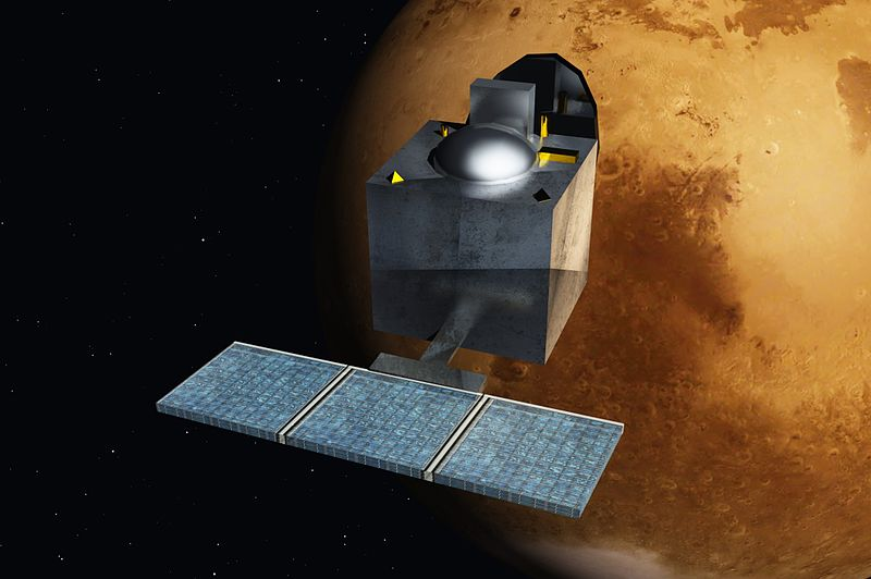 С индийского космодрома Шрихарикота стартовала ракета-носитель PSLV.