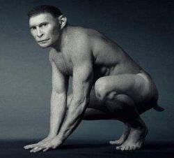 Человек обезьяна