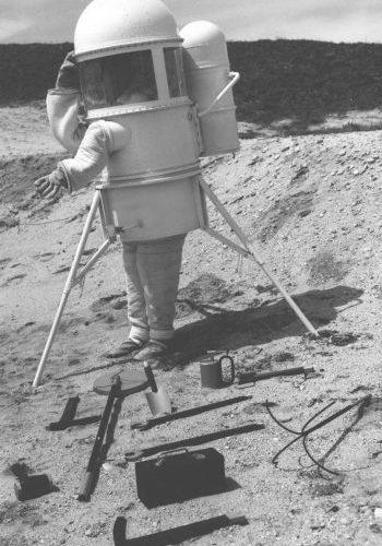 Космические костюмы от фирмы Republic