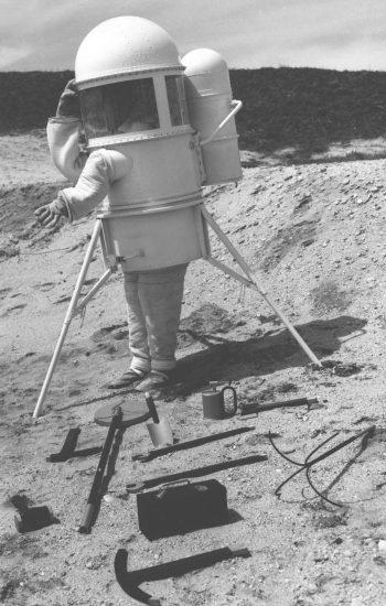 Космические костюмы от фирмы Republic.