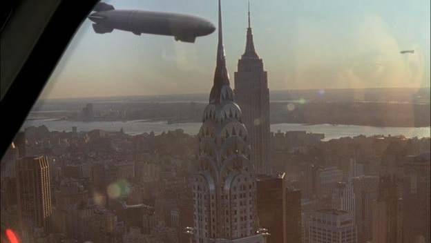 Дирижабли над Нью-Йорком