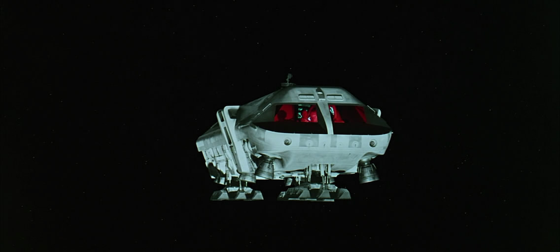 Moonbus – вид с другого ракурса.