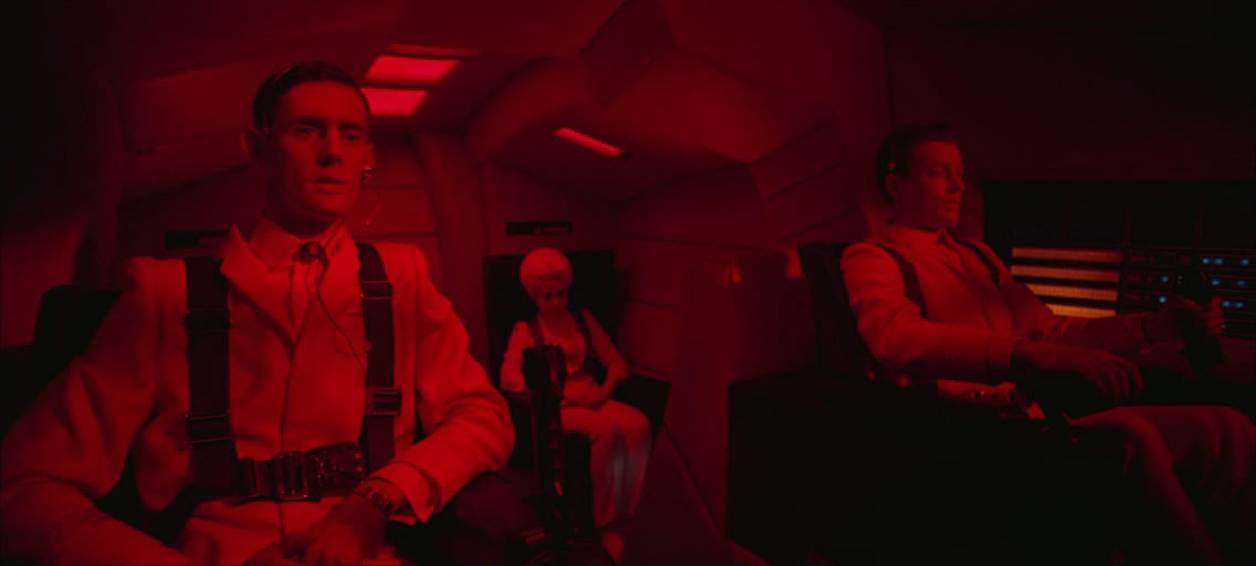 "Интерьер Aries Ib. Кабина пилотов. Вид от ""окна""."