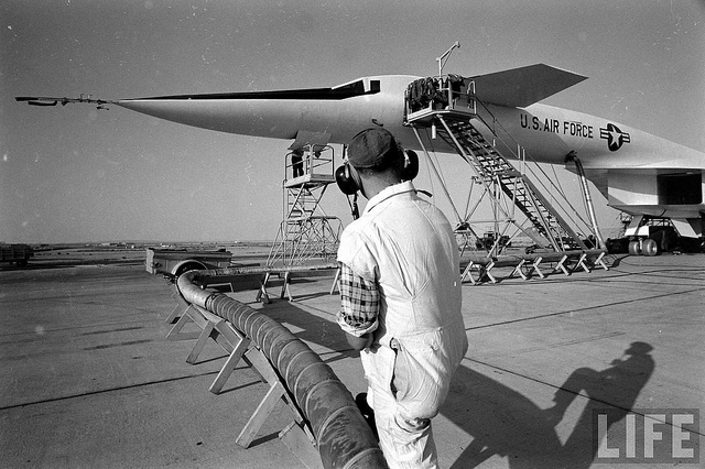 """XB-70 """"Valkyrie"""""""