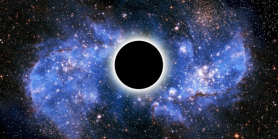 Черная дыра.