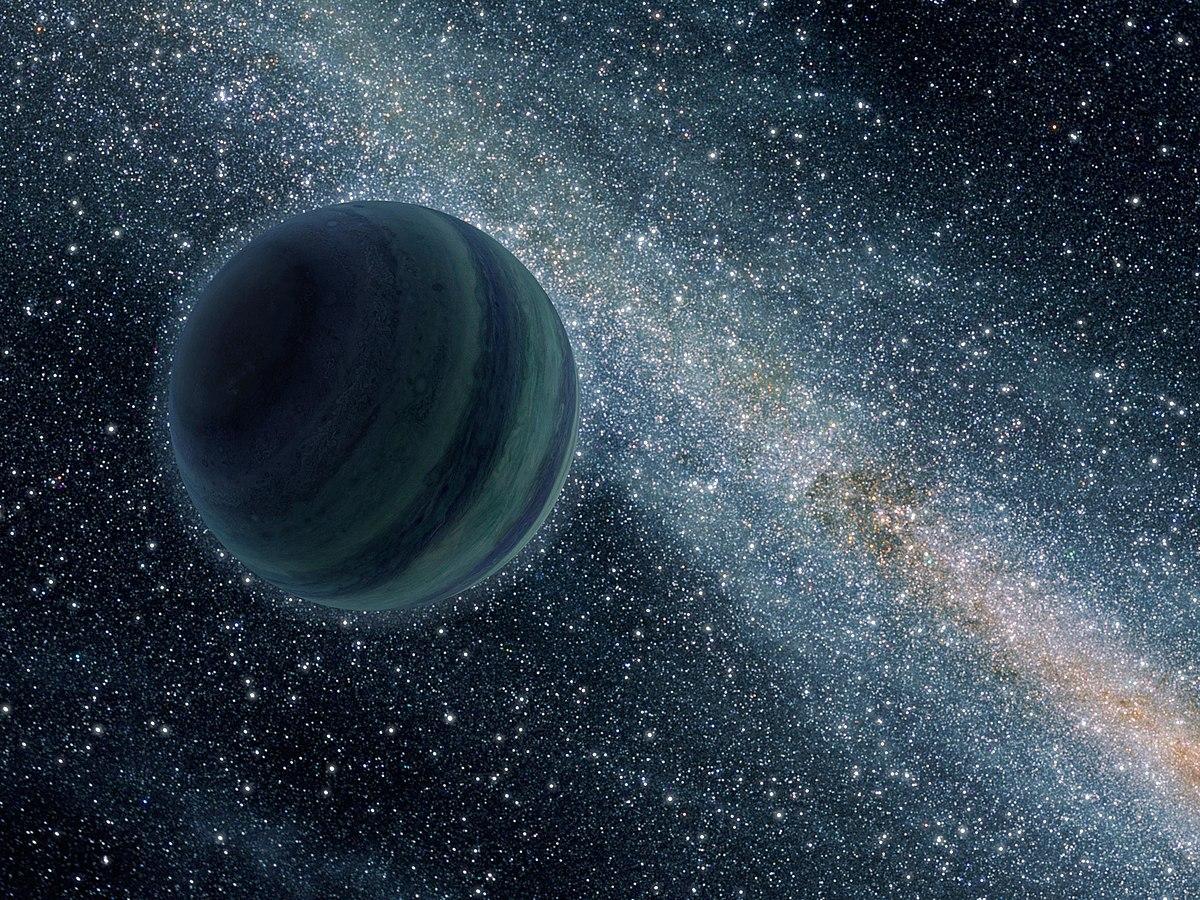 Жизнь на безжизненных планетах.