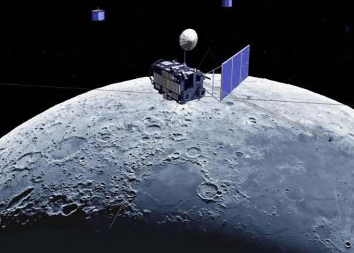 CubeSats - новые исследователи Луны!