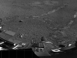 Curiosity успешно прошел тест-драйв.