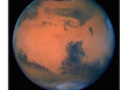 Испаряющийся сухой лёд на Марсе искажает форму песчаных дюн