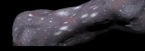 Астероид Клеопатра в виде… собачьей кости