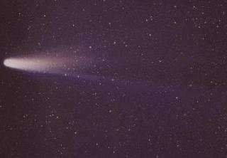 Комета столетия может принести с собой метеоритный дождь