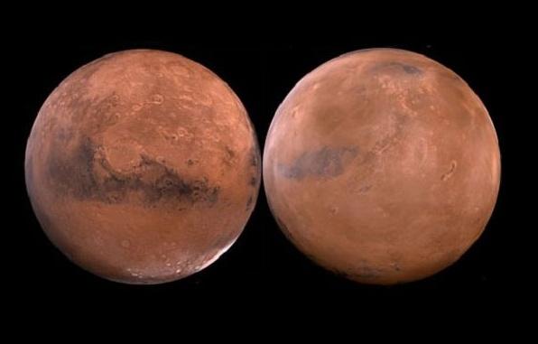 Марс - планета солнечной системы