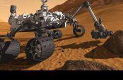 Марсоход Curiosity – новый этап программы NASA по освоению Марса