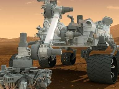 Метан на Марсе: был и... сплыл?
