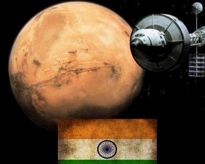 На Марс отправится первая индийская ракета