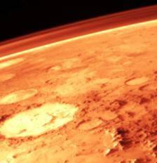 На Марсе тоже был ледниковый период