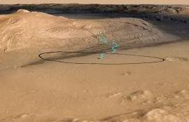 НАСА сообщит над чем дальше будет работать Curiosity