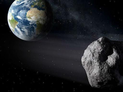 Новый астероид потенциально опасен