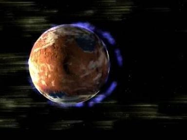 Утечка атмосферы с Марса произошла около 4 млрд лет назад