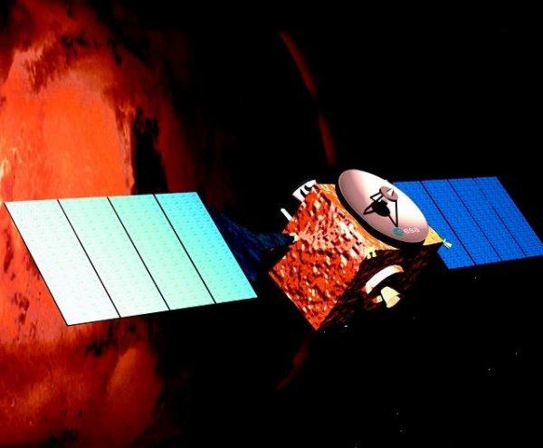 Земляне впервые увидели Марс в трехмерном изображении
