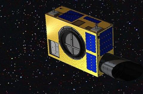NEOSSat: готов к запуску первый в истории спутник, который будет следить за астероидами