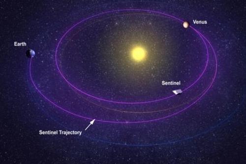 Охотиться на астероиды будет частный телескоп