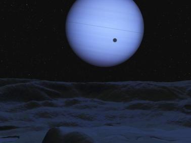 Открыта первая планета-бродяга
