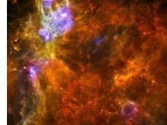 Разгадана тайна рождения самых крупных звезд Вселенной