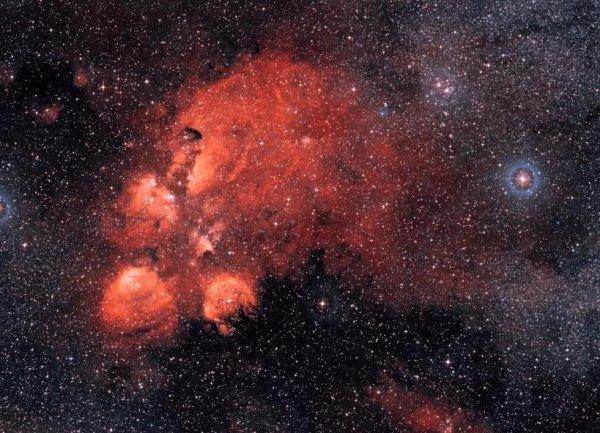 Туманность Кошачья лапа – новая фабрика звезд?